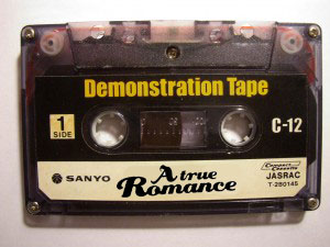 A True Romance Demotape